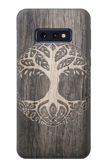 Printed Viking Tree of Life Symbol Samsung Galaxy S10 Lite, S10e Case