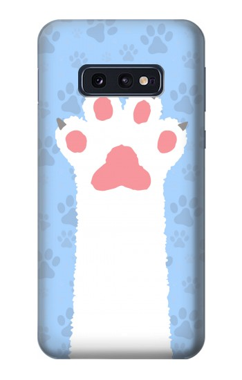 Printed Cat Paw Samsung Galaxy S10 Lite, S10e Case