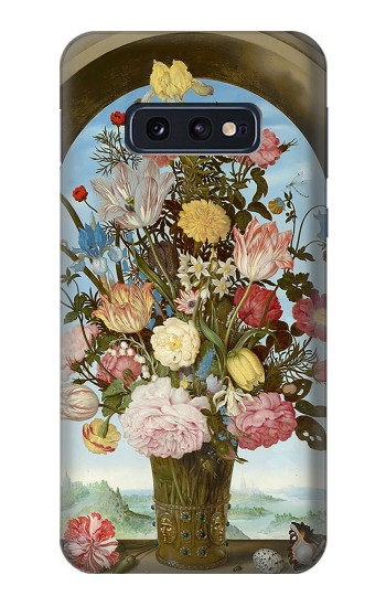 Printed Vase of Flowers Samsung Galaxy S10 Lite, S10e Case