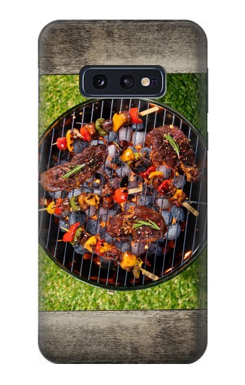 Printed Backyard BBQ Barbeque Party Samsung Galaxy S10 Lite, S10e Case