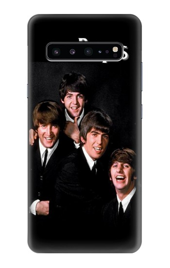 Printed The Beatles Samsung Galaxy S10 5G Case