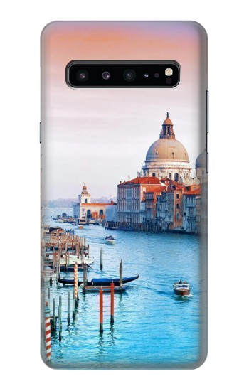 Printed Beauty of Venice Italy Samsung Galaxy S10 5G Case