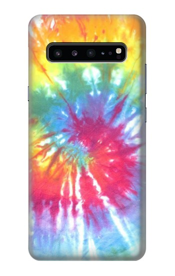 Printed Tie Dye Colorful Graphic Printed Samsung Galaxy S10 5G Case