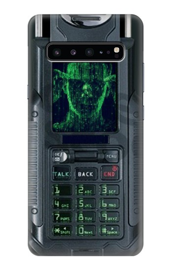 Printed The Matrix Mobile Phone Graphic Printed Samsung Galaxy S10 5G Case