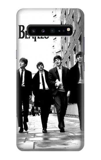 Printed The Beatles in London Samsung Galaxy S10 5G Case