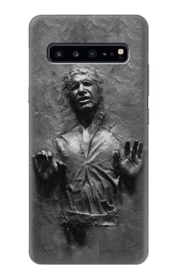Printed Han Solo Frozen in Carbonite Samsung Galaxy S10 5G Case