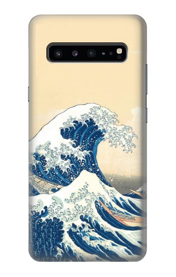 Printed Under the Wave off Kanagawa Samsung Galaxy S10 5G Case