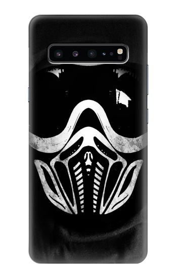 Printed Paintball Mask Samsung Galaxy S10 5G Case