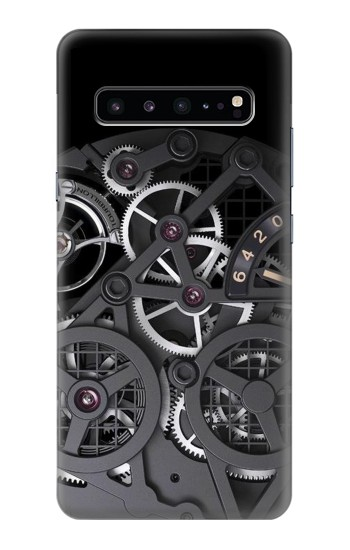 Printed Inside Watch Black Samsung Galaxy S10 5G Case