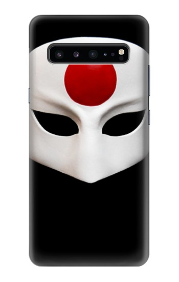 Printed Japan Katana Mask Samsung Galaxy S10 5G Case