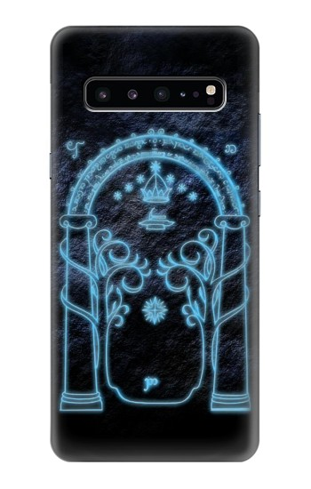 Printed Lord of The Rings Mines of Moria Gate Samsung Galaxy S10 5G Case