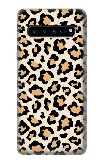 Printed Fashionable Leopard Seamless Pattern Samsung Galaxy S10 5G Case