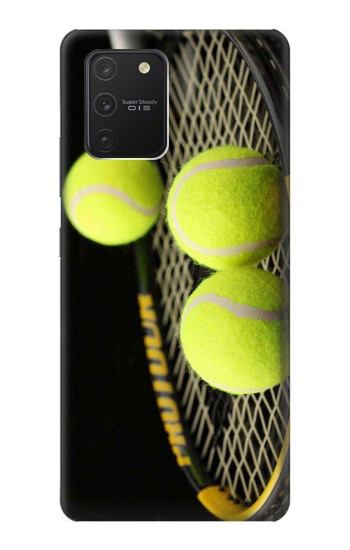 Printed Tennis Samsung Galaxy S10 Lite Case
