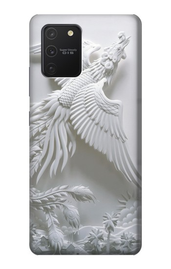 Printed Phoenix Carving Samsung Galaxy S10 Lite Case