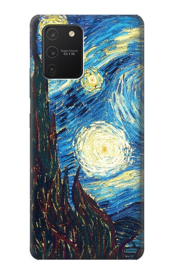 Printed Van Gogh Starry Nights Samsung Galaxy S10 Lite Case
