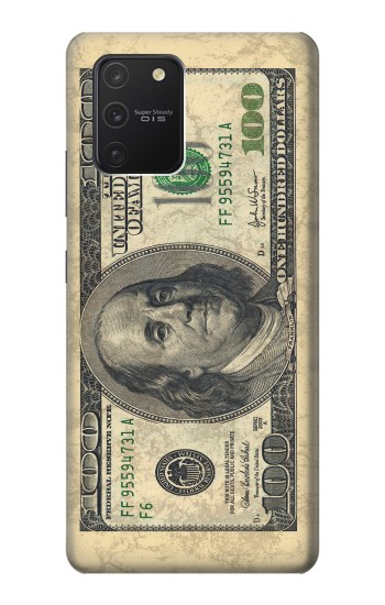 Printed Money Dollars Samsung Galaxy S10 Lite Case