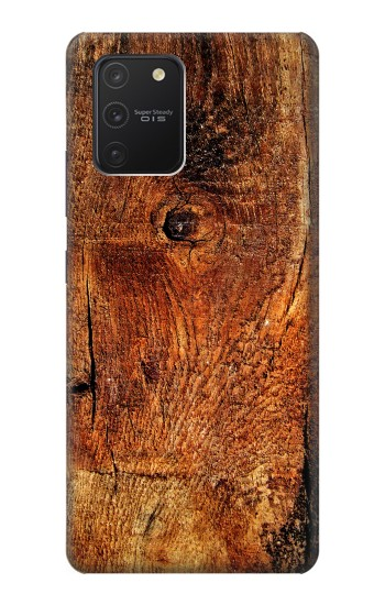 Printed Wood Skin Graphic Samsung Galaxy S10 Lite Case