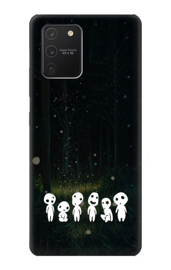 Printed Forest Spirit Princess Mononoke Samsung Galaxy S10 Lite Case
