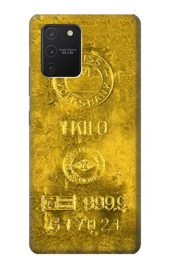 Printed One Kilo Gold Bar Samsung Galaxy S10 Lite Case