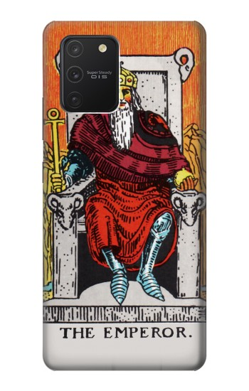 Printed Tarot Card The Emperor Samsung Galaxy S10 Lite Case
