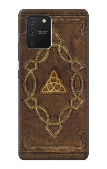 Printed Spell Book Cover Samsung Galaxy S10 Lite Case