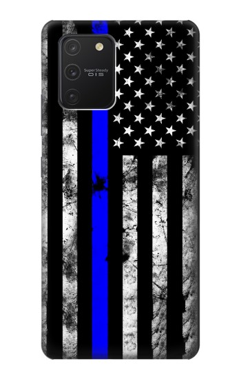 Printed Thin Blue Line USA Samsung Galaxy S10 Lite Case