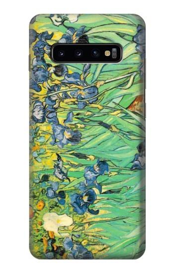 Printed Van Gogh Irises Samsung  Galaxy S10 Plus Case