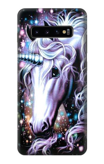 Printed Unicorn Horse Samsung  Galaxy S10 Plus Case