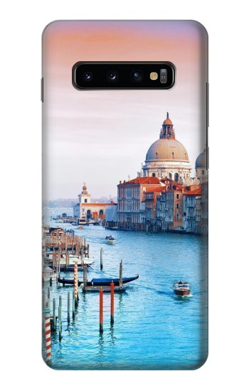 Printed Beauty of Venice Italy Samsung  Galaxy S10 Plus Case