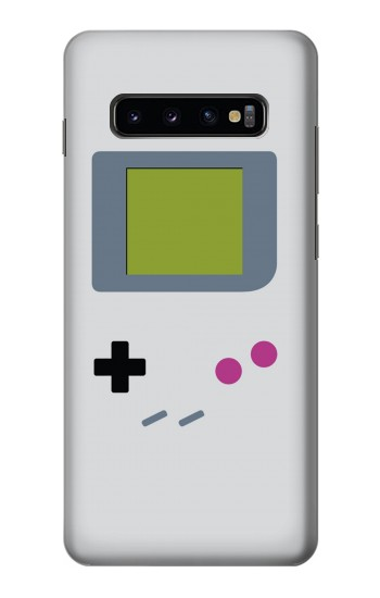Printed Gameboy Minimalism Samsung  Galaxy S10 Plus Case