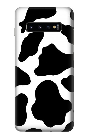 Printed Seamless Cow Pattern Samsung  Galaxy S10 Plus Case
