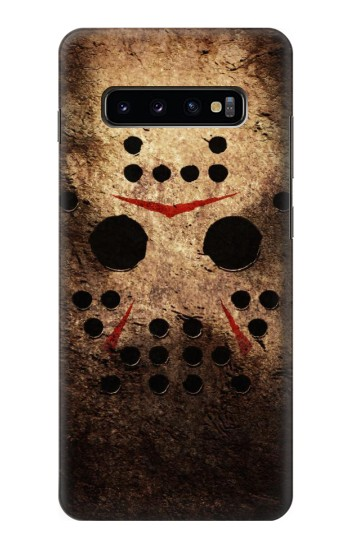 Printed Jason Hockey Mask Samsung  Galaxy S10 Plus Case