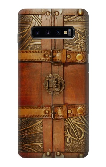 Printed Treasure Chest Samsung  Galaxy S10 Plus Case