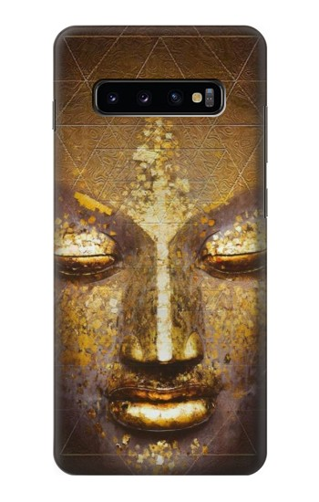 Printed Magical Yantra Buddha Face Samsung  Galaxy S10 Plus Case