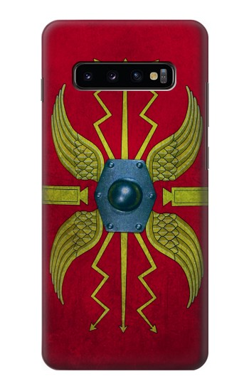 Printed Roman Shield Scutum Samsung  Galaxy S10 Plus Case