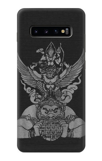 Printed Sak Yant Rama Tattoo Samsung  Galaxy S10 Plus Case