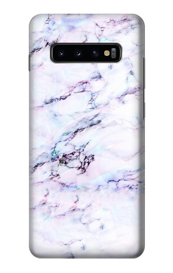 Printed Seamless Pink Marble Samsung  Galaxy S10 Plus Case