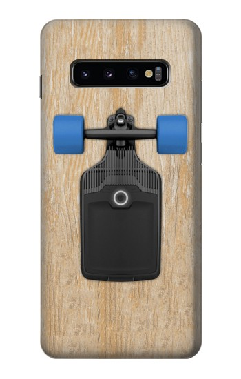 Printed Skateboard Samsung  Galaxy S10 Plus Case