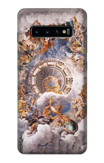 Printed The Assembly of Gods Samsung  Galaxy S10 Plus Case