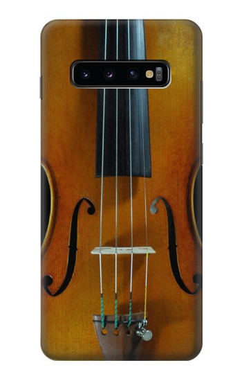 Printed Violin Samsung  Galaxy S10 Plus Case