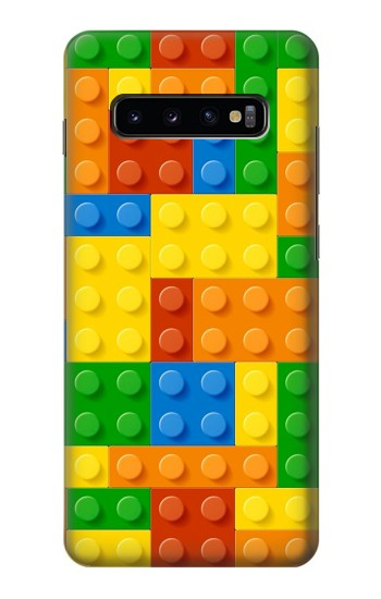 Printed Brick Toy Samsung  Galaxy S10 Plus Case
