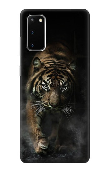 Printed Bengal Tiger Samsung Galaxy S20 Case