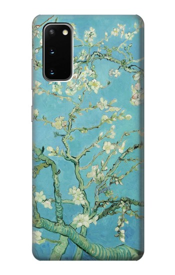 Printed Vincent Van Gogh Almond Blossom Samsung Galaxy S20 Case