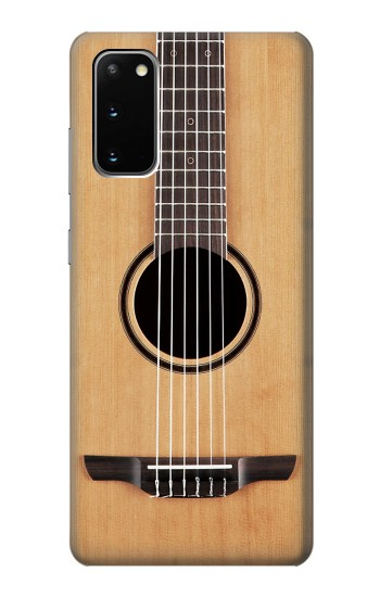 Printed Classical Guitar Samsung Galaxy S20 Case
