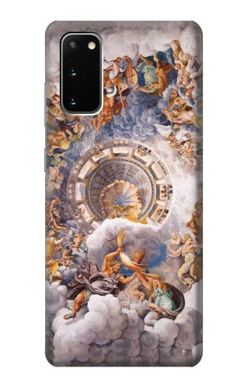 Printed The Assembly of Gods Samsung Galaxy S20 Case