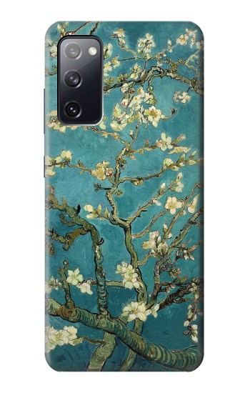 Printed Blossoming Almond Tree Van Gogh Samsung Galaxy S20 FE Case