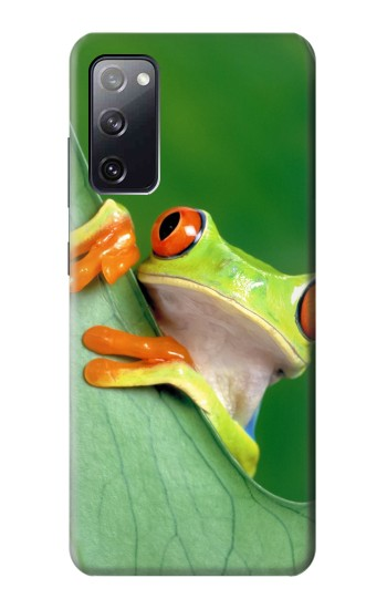 Printed Little Frog Samsung Galaxy S20 FE Case
