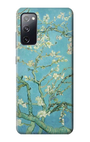 Printed Vincent Van Gogh Almond Blossom Samsung Galaxy S20 FE Case