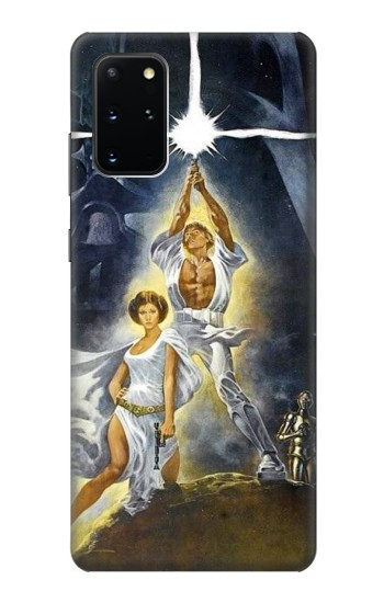 Printed New Hope Samsung Galaxy S20+ Case