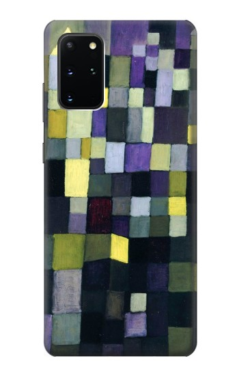 Printed Paul Klee Architecture Samsung Galaxy S20+ Case